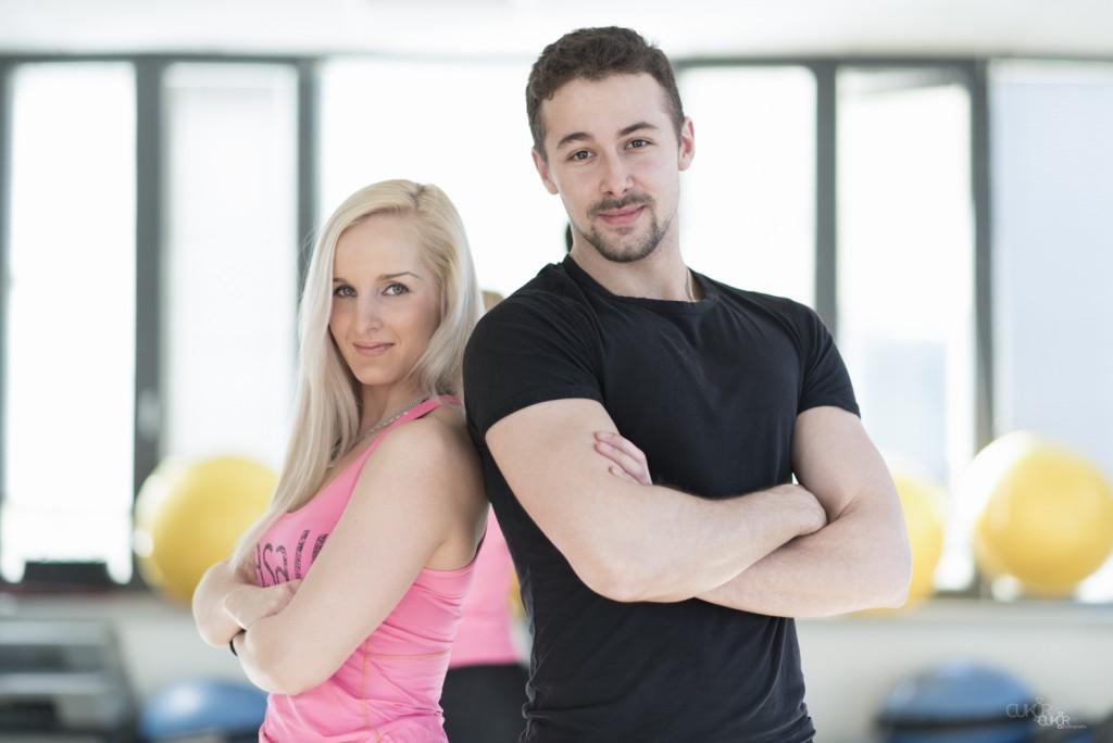 Sophia a Adam